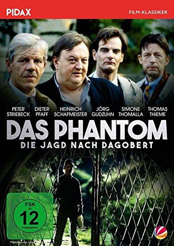 Das Phantom - Die Jagd nach Dagobert / Spektakulärer Kriminalfilm basierend auf einem wahren Fall (Pidax Film-Klassiker) (Film Die Jagd)