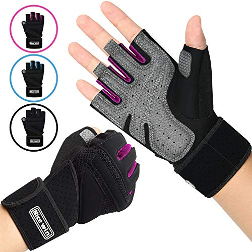 LOHOTEK Guantes Gimnasio Hombre Mujer Guantes