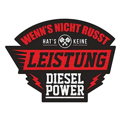 ht russt hat's Keine Leistung Diesel Power (Wetterfest) ()
