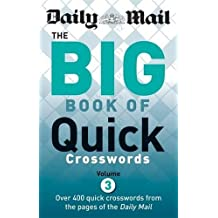 Daily Mail: Big Book of Quick Crosswords 3