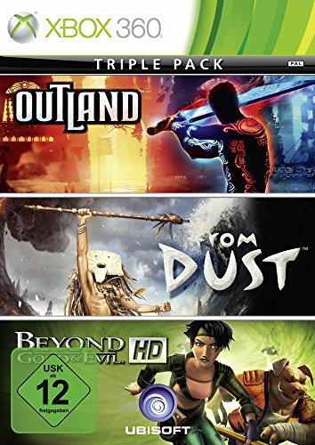 Compilation: Beyond Good and Evil + Outland + From Dust - [Xbox 360]