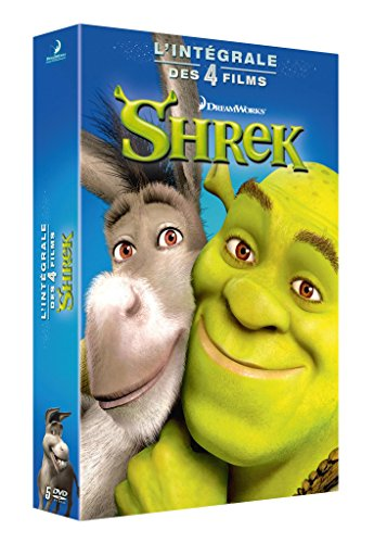 Coffret shrek quadrilogie [FR Import] Shrek Dvd Von Amazon