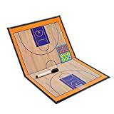 Fancyland Calcio/Pallacanestro Tactics strategia quadro portatile Soccer/BASKETBALL Coach lavagna magnetica buona Calcio attrezzatura di allenamento, Basketball