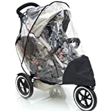 1STOPBABYSTORE RAIN COVER FOR PHIL AND TEDS SPORT DOUBLE RAINCOVER