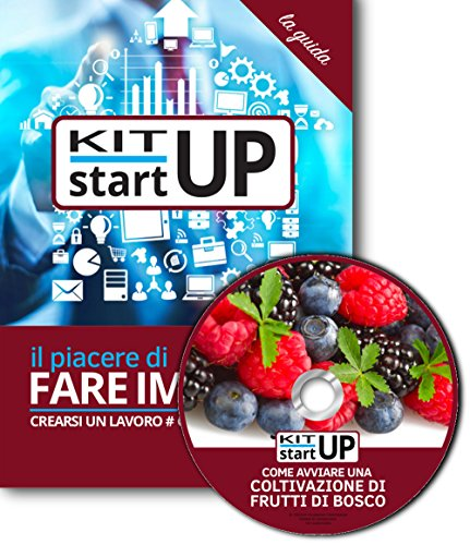 Photo Gallery come avviare una coltivazione di frutti di bosco. con cd-rom