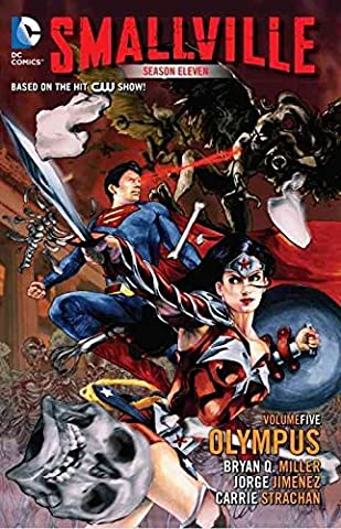 [(Smallville: Olympus Season 11 Volume 5)] [By (artist) Jorge Jimenez ] published on (October, 2014)