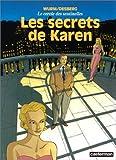 le cercle des sentinelles tome 1 les secrets de karen