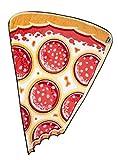 BigMouth Inc. Pizza-Scheibe-flockige Decke