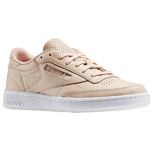 Reebok Club C 85 Nt Femme Baskets Mode Rose Rose Cloud/White