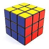 Aistuo Classic Retro Cube Puzzle (3X3X3 Black Style)
