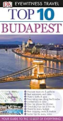 Top 10 Budapest [With Map] (DK Eyewitness Top 10 Travel Guides)