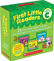 First Little Readers: Guided Reading, Level C: 25 Irresistible Books That Are Just the Right Level for Beginni