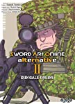 Sword Art Online Alternative Gun Gale Online Edition simple Tome 2