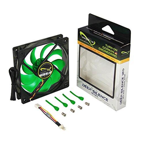 Nanoxia Deep Silence Computer case Ventilatore