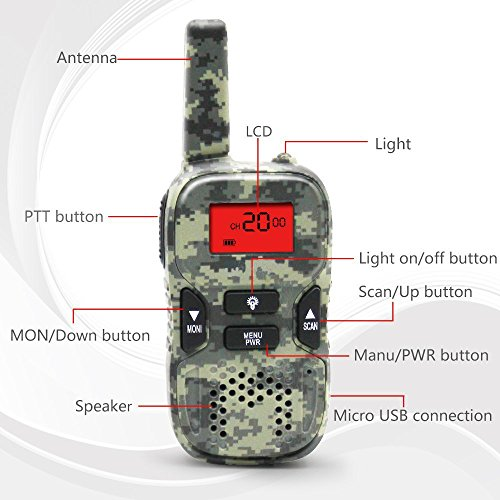 Walkie-Talkies-462-467-MHZ-Walky-Talky-and-Long-Range-Two-Way-Radio-with-A-Mini-LED-Torch-for-Children-and-Any-Outdoor-Activities-camouflage