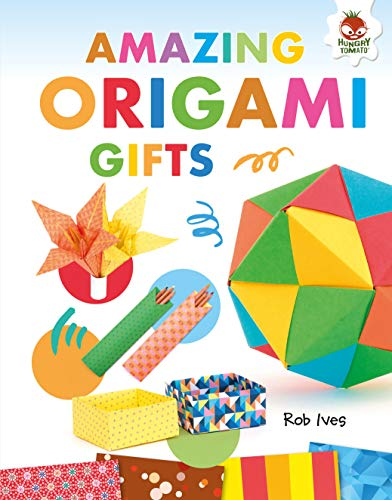 Amazing Origami Gifts (English Edition)