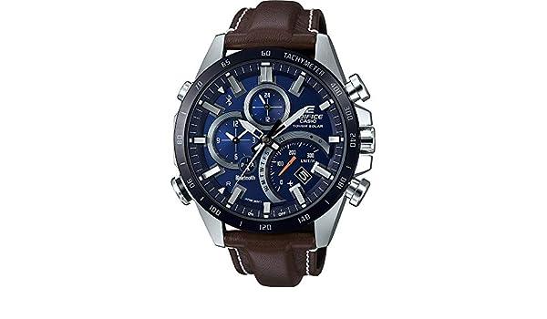 CASIO Horloge EQB 501XBL 2AER: : Montres  tkdJT