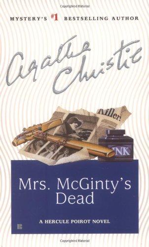 Mrs. McGinty's Dead: A Hercule Poirot Novel (Hercule Poirot Mysteries)