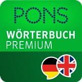 PONS Wörterbuch Englisch - Deutsch PREMIUM