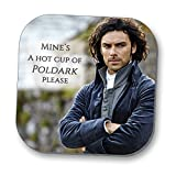 Poldark Humourous style drink mat - Ideal gift, stocking filler Best Review Guide