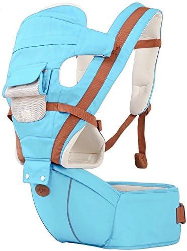 cheap for discount 24372 445f8 Leggero Baby Bambino Bambino Bambino Hip Sedile Marsupio Baby Seat  Vita,Skyblu   Diversi stili e stili   Prestazioni Superiori bf7284