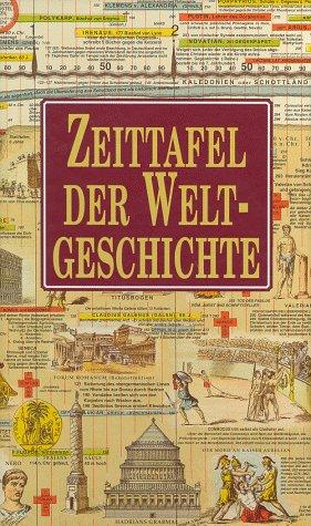 Zeittafel der Weltgeschichte - Den letzen 6000 Jahren auf der - Illustrierte Geschichte Eine Usa Der
