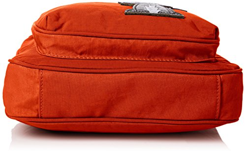 SwankySwans - Emmy, Borsa a tracolla Donna Arancione (Arancio (arancione))
