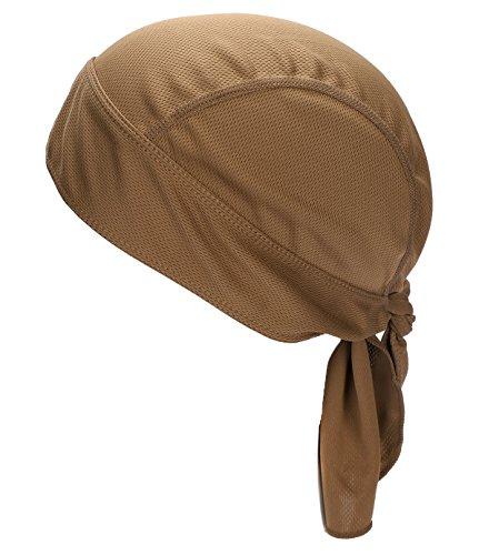 Pañuelo transpirable de secado rápido ajustable con calaveras...