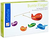 Selecta 60002 Bunte Flieger, Mobile, Kinderspielzeug, 40 cm