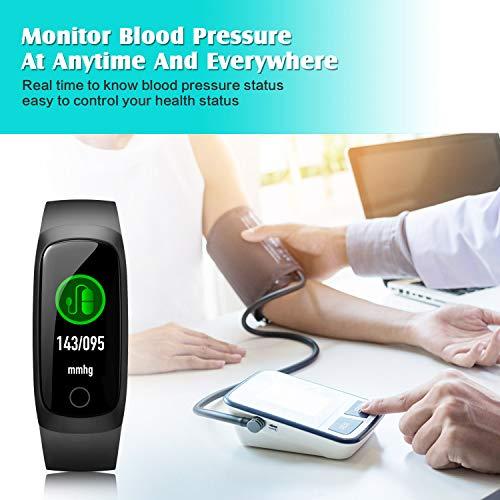 Zoom IMG-2 hetp fitness tracker orologio braccialetto