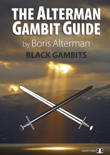 Alterman Gambit Guide: Black Gambits 1 (Grandmaster Repertoire Series)