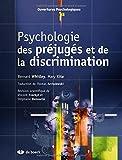 Psychologie du préjugé et de la discrimination