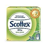 Scottex Balsam Fazzoletti, 1 Confezione da 24 Pezzi