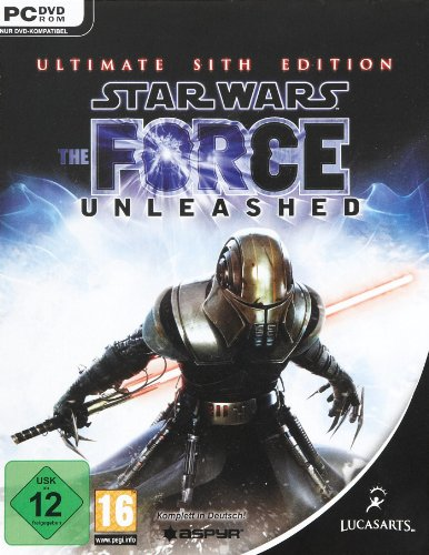 Star Wars - The Force Unleashed: Ultimate Sith Edition Software Pyramide  [Edizione: Germania]