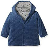 NAME IT Baby-Jungen Jacke NITGEMUMS VEL Jacket M NB, Blau (Ensign Blue), 74
