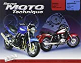 Revue Moto technique N° 119 Octobre-Novembre-Décembre 2000