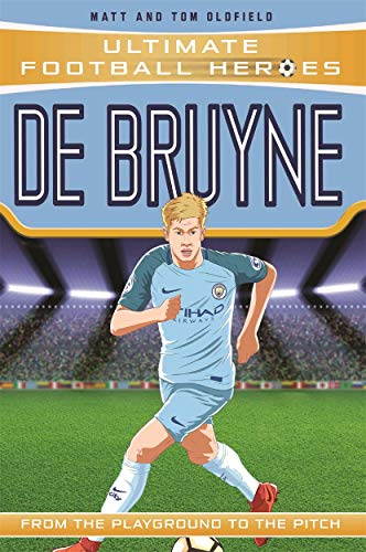 De Bruyne (Ultimate Football Heroes) por Matt Oldfield