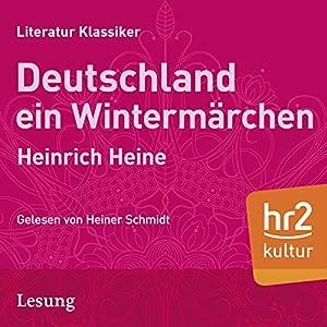 Deutschland: Ein Wintermärchen