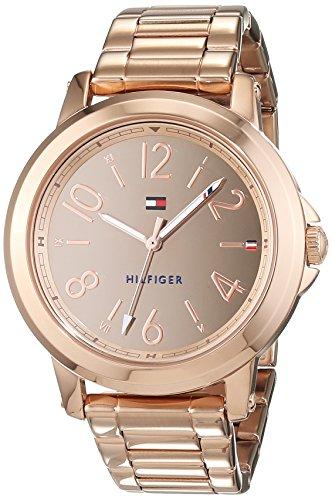 Tommy Hilfiger Damen-Armbanduhr 1781752 Damen-boyfriend-uhr-gold
