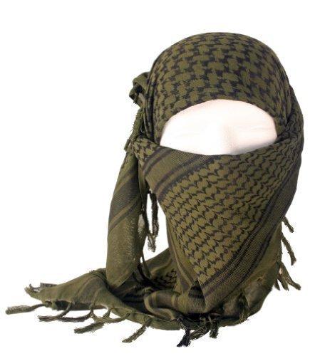 39966882d45e69 BW SHEMAG NEU OLIV SCHWARZ ISAF BUNDESWEHR PLO TUCH PALI SCHAL HALSTUCH  TOPQUALI