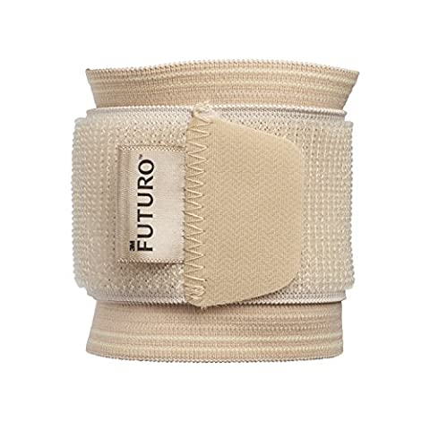 Futuro Wrap Around Reversible and Adjustable Beige Wrist Support 1 Pack