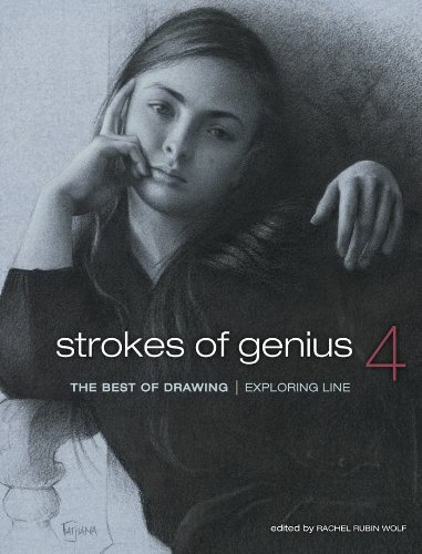 Strokes of Genius 4: Exploring Line (Strokes of Genius: The Best of Drawing) (English Edition)