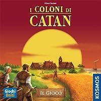 Colons de Catane LE GU019 DE JEU