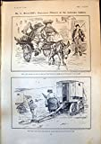 Stampa Antica della L Macchine Fotografiche 1904 della usato  Spedito ovunque in Italia