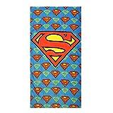 Brand New DC Comic Superman Childrens Bath Beach Towel
