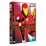 Iron Man Armored Adventures Tº1 Vol.3 (Import Dvd) (2011) Personajes Animados;