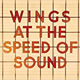 Songtexte von Wings - Wings at the Speed of Sound