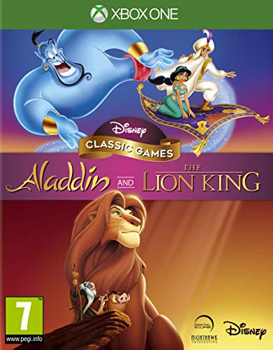 Disney Classic Games - Aladdin and The Lion King pour Xbox...