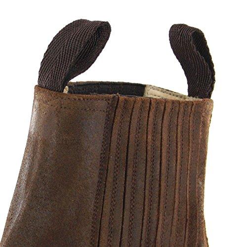 Sendra Boots Stiefel JONAS Chelsea Boot Fashion Stiefelette Rovere