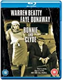 Bonnie And Clyde [Blu-ray] [1967] [Region Free]
